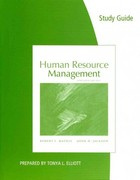 Study Guide for Mathis/Jackson's Human Resource Management, 13th 13th edition 9781111529703 1111529701