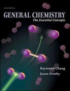 Package: General Chemistry - The Essential Concepts with ARIS Plus Access Card 6th edition 9780077468439 0077468430