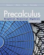 Precalculus 8th Edition 9780321656933 0321656938