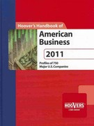 Hoover's Handbook of American Business 2012 22nd edition 9781573111430 1573111430