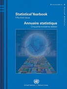 Statistical Yearbook 53rd edition 9789210612661 9210612663