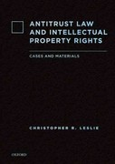 Antitrust Law and Intellectual Property Rights 1st edition 9780195337198 0195337190
