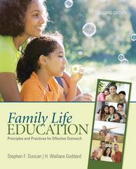 Family Life Education 2nd Edition 9781412979085 1412979080
