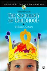 The Sociology of Childhood 3rd edition 9781412979436 1412979439