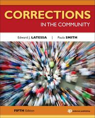 Corrections in the Community 5th edition 9781437755923 1437755925