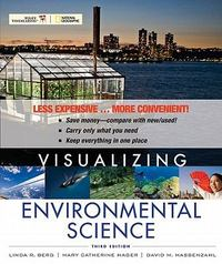 Visualizing Environmental Science, Binder Ready Version 3rd edition 9780470917442 047091744X
