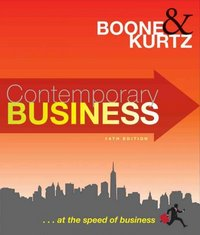 Contemporary Business 14th edition 9780470531297 0470531290