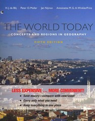 The World Today 5th edition 9780470917503 0470917504