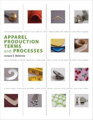 Apparel Production Terms and Processes 2nd Edition 9781563677625 1563677628