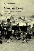 Mandate Days 1st Edition 9780500251164 0500251169