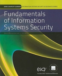 Fundamentals Of Information Systems Security 1st edition 9780763790257 0763790257