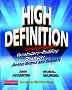 High Definition 1st Edition 9780325031491 0325031495