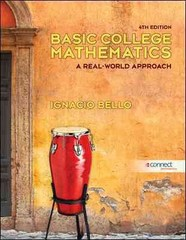 Basic College Mathematics 4th edition 9780073384382 0073384380