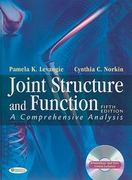 Joint Structure and Function 5th Edition 9780803623620 0803623623