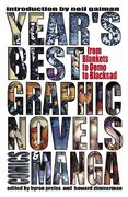 The Year's Best Graphic Novels, Comics & Manga 1st edition 9780312343255 0312343256