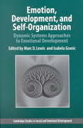 Emotion, Development, and Self-Organization 0 9780521640893 052164089X
