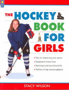 The Hockey Book for Girls 0 9781550747195 1550747193
