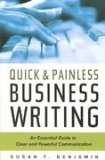 Quick and Painless Business Writing 1st edition 9781564149008 1564149005