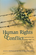 Human Rights and Conflict 0 9781929223763 1929223765