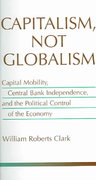 Capitalism, Not Globalism 1st Edition 9780472031160 0472031163