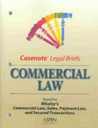 Commercial Law 3rd edition 9780735543546 0735543542