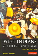 West Indians and Their Language 2nd edition 9780521696982 0521696984