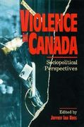 Violence in Canada 0 9780195410587 0195410580