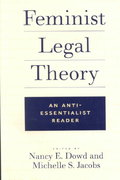 Feminist Legal Theory 1st Edition 9780814719138 0814719139