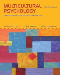 Multicultural Psychology 2nd Edition 9780073382715 007338271X