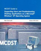 MCDST 70-272 1st edition 9781423903215 1423903218