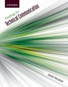 Readings for Technical Communication 1st Edition 9780195423228 0195423224
