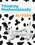 Thinking Mathematically plus MyMathLab with Pearson eText -- Access Card Package