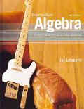 Intermediate Algebra: Functions  Authentic Applications plus MyMathLab/MyStatLab/MyStatLab Student Code Card