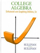 College Algebra Enhanced with Graphing Utilities Plus MyMathLab/MyStatLab Student Access Code Card 5th edition 9780321744647 0321744640