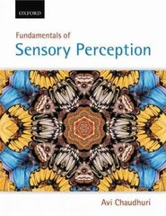 Fundamentals of Sensory Perception 1st Edition 9780195433753 0195433750