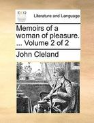 Memoirs of a Woman of Pleasure 0 9781140978220 1140978225