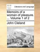 Memoirs of a Woman of Pleasure 0 9781140978237 1140978233
