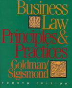 Business Law 4th edition 9780395746608 0395746604