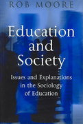 Education and Society 1st edition 9780745617091 0745617093