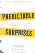 Predictable Surprises 0 9781422122877 1422122875