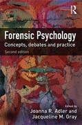 Forensic Psychology 2nd edition 9781136842283 1136842284