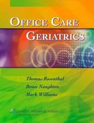 Office Care Geriatrics 1st edition 9780781761963 0781761964