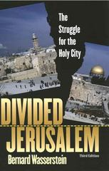 Divided Jerusalem 3rd Edition 9780300137637 030013763X