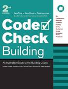 Code Check Building 2nd edition 9781561589128 1561589128
