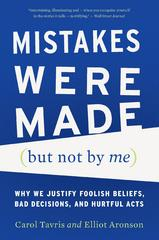 Mistakes Were Made (But Not by Me) 1st Edition 9780547416038 0547416032