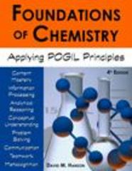 Foundations of Chemistry 4th edition 9781602635043 1602635048