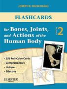 Flashcards for Bones, Joints, and Actions of the Human Body 2nd Edition 9780323298735 0323298737