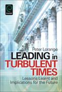 Leading in Turbulent Times 0 9780857243676 0857243675