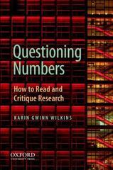 Questioning Numbers 1st Edition 9780199747399 0199747393