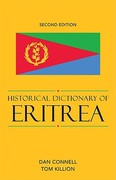 Historical Dictionary of Eritrea 2nd edition 9780810859524 0810859521
